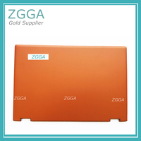 Orijinal Yeni Lenovo Yoga 2 13 için Üst Lcd Arka Kapak Arka Kapak Üst Kasa Turuncu AM138000110 Gümüş AM138000100