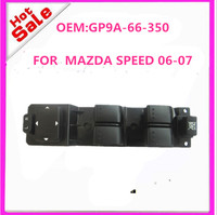 NEW HIGH QUALITY LH LEFT DRIVER SIDE FRONT DOOR POWER WINDOW SWITCH OEM GP9A66350 GP9A 66