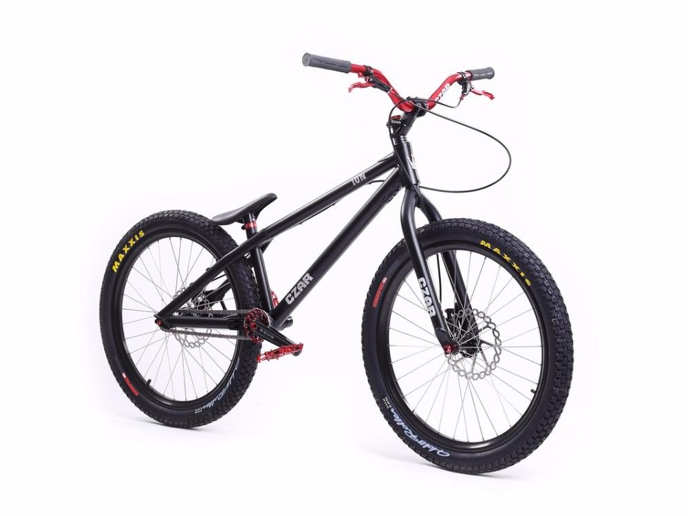 ОРИГИНАЛ ЭХО царь нейрон Pro 24 дюйма Велотриал подъем велосипед ...