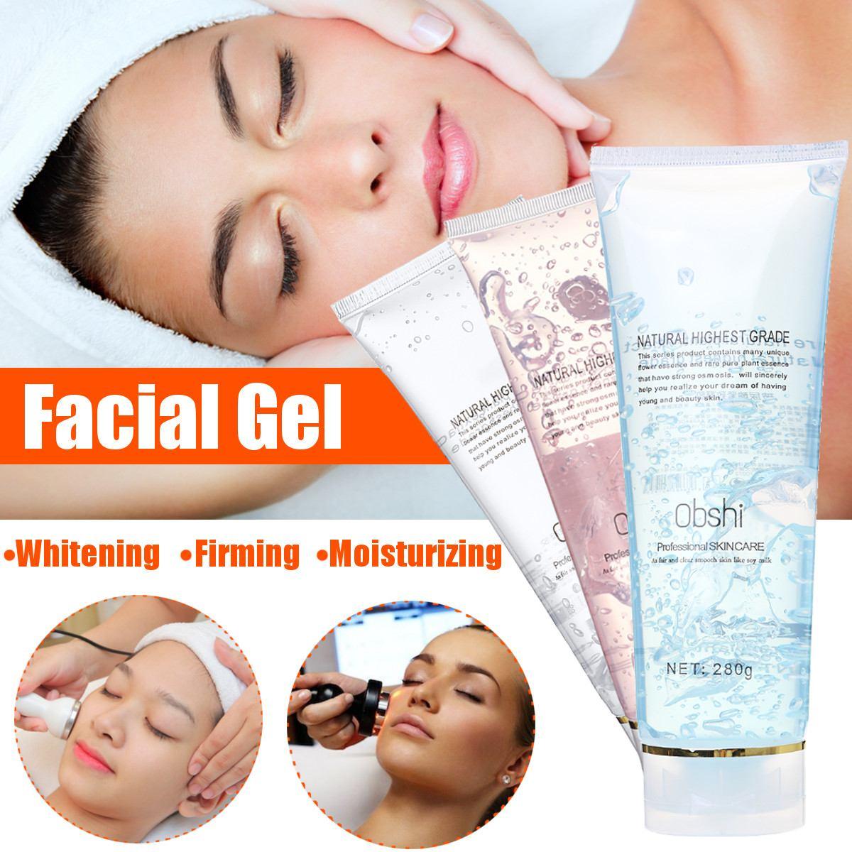 280ml efficace ultrasons injecter Gel raffermissant levage serrer Anti vieillissement/rides Gel Facial pour appareil de beauté soins du visage