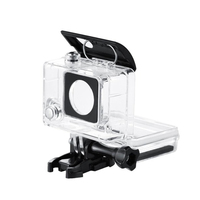 Extended Backdoor Waterproof Case For Gopro Hero 3 Bacpac LCD Screen Or Expansion Battery Bac Pac