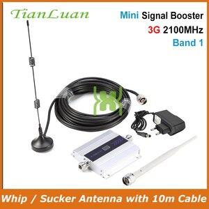 Image 1 - TianLuan 3G W CDMA 2100 MHz wzmacniacz sygnału telefonu 3G 2100 MHz UMTS regenerator sygnału telefon komórkowy WCDMA wzmacniacz z anteną