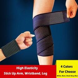 Vertvie Elastische Binde Outdoor Sport Verletzungen Ärmelbündchen Ellenbogen Handgelenk Unterstützung Kompressions Wrap Handgelenkstütze Schutz