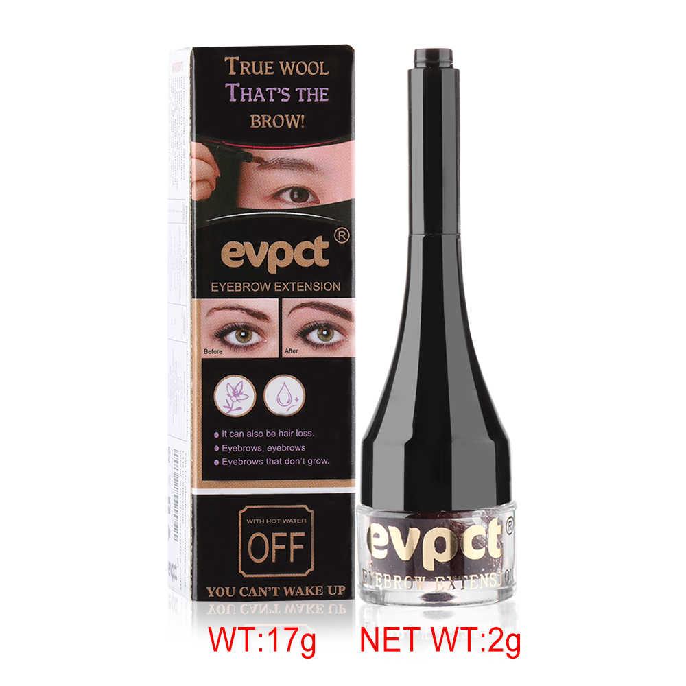Black & Brown Sobrancelha Maquiagem Sobrancelha Tatuagem Caneta de Fibra Perucas Extensões Eye Brow Gel Creme Matiz Caneta À Prova D' Água Instante sweat-proof