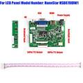 High Brightness HDMI VGA 2AV TTLController Board for HSD070IDW1 800X480 60 Pins TFT LCD Display Panel Freeshipping
