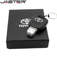 JASTER 자동차 키 모델 크리 에이 티브 패션 선물 USB 플래시 드라이브 펜 드라이브 메모리 스틱 usb 2.0 64 기가 바이트 32 기가 바이트 16 기가 바이트 8 기가 바이트 메모리 U 디스크