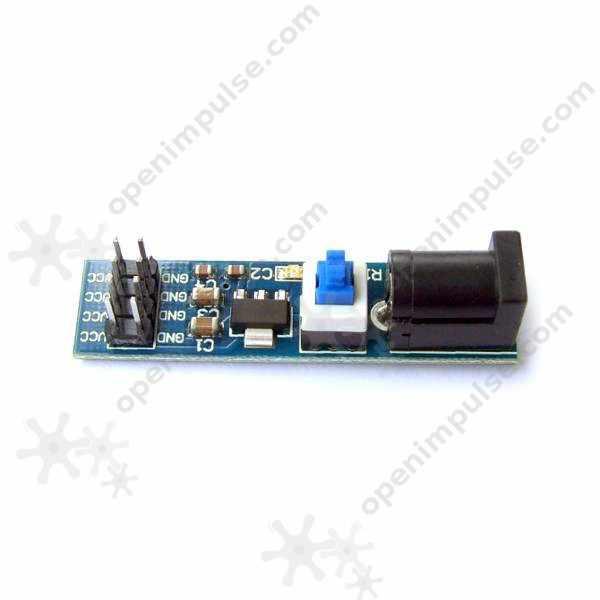 AMS1117 módulo de potencia de 5 V CC
