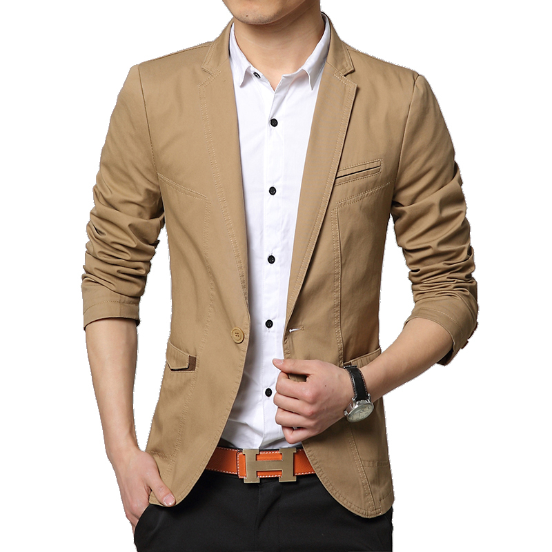Online Get Cheap Cotton Blazer Men -Aliexpress.com   Alibaba Group