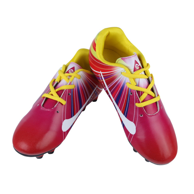 Soccer Shoes Children boy girl  New Hot Sale Rubber Soccer Outdoor Sport athletics Breathable Comfortable Children Shoes