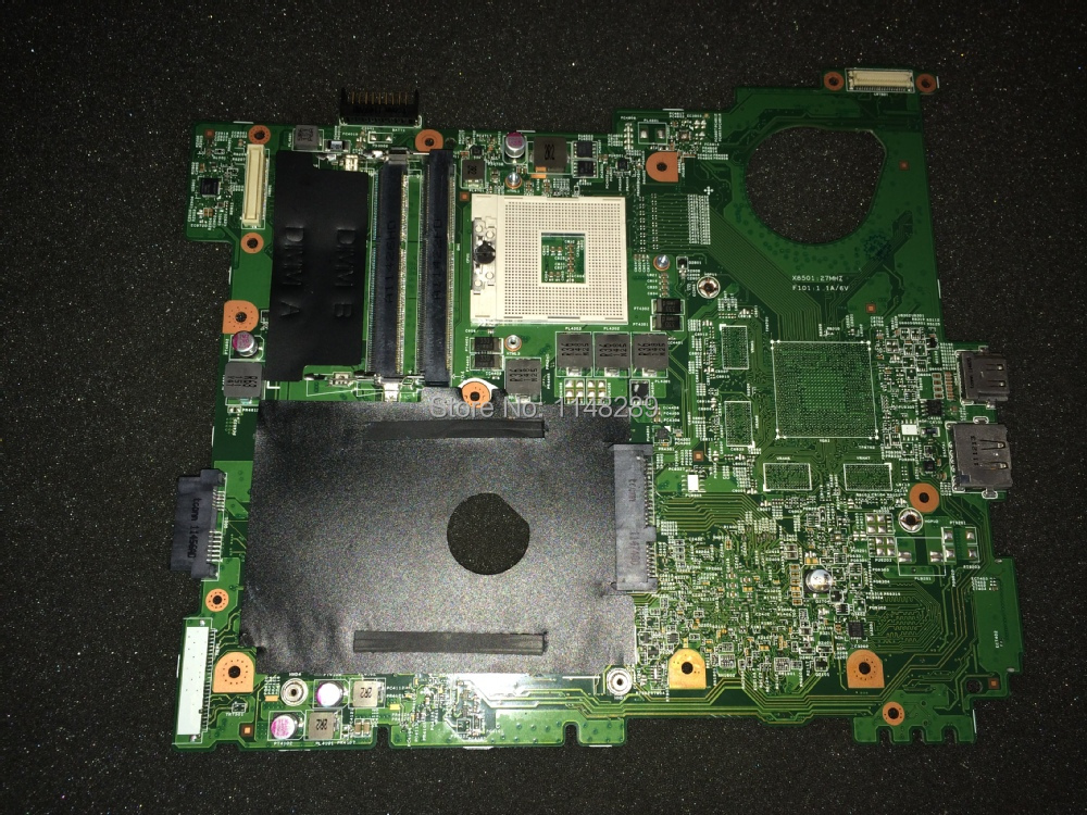 Free Shipping  laptop Motherboard for Dell inspiron 15R N5110  0VVN1W Notebook Mainboard Placa mae Paypal accepted for dell v3300 laptop motherboard mainboard 48 4ex01 011 100