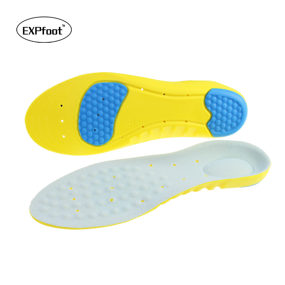 Orthotics for Plantar Fascitis Arch Support Insoles Shoe Inserts for comfort Relief from Flat Feet High Arch  Foot Heel pain expfoot orthotic arch support shoe pad orthopedic insoles pu insoles for shoes breathable foot pads massage sport insole 045