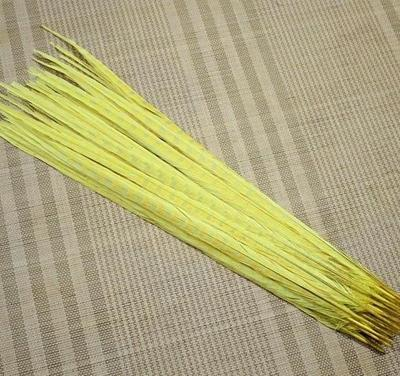 Wholesale 50 lot 20 22inches 50 55cm yellow pheasant feathers DIY jewelry decoration