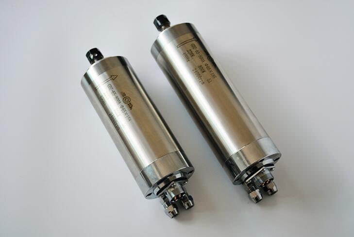 Broche De Refroidissement Par eau GDZ 65 800A 0.8Kw CNC 800W Broche Moteur Dia.65mm ER11 220V 5A - 6
