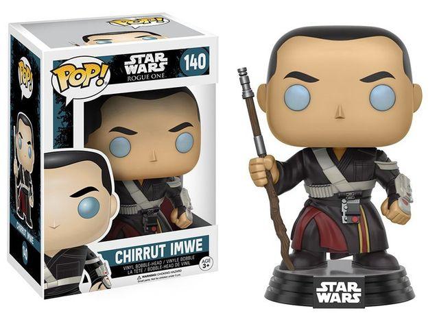 Funko Pop! Star Wars Action Figure – Chirrut Imwe