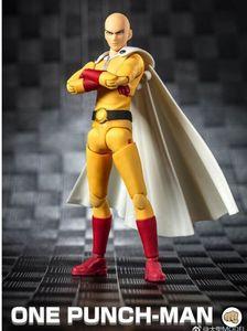 Image 1 - Grands jouets Dasin jouet animé ONE PUNCH MAN Saitama figurine daction GT, en stock, modèle 1/12