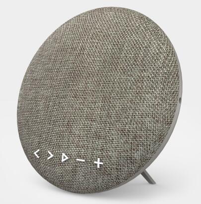 F6 stéréo Super basse Bluetooth haut-parleur Portable extérieur Muisc colonne barre de son 12 W couverture en tissu FM TF carte intégrée Mic main libre