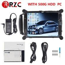 EVG7 DL46 HDD500GB DDR2GB/4 GB/8 GB диагностический контроллер планшетный ПК EVG7 полная совместимость для icom next для BMW ICOM A2 Jdiag forGM