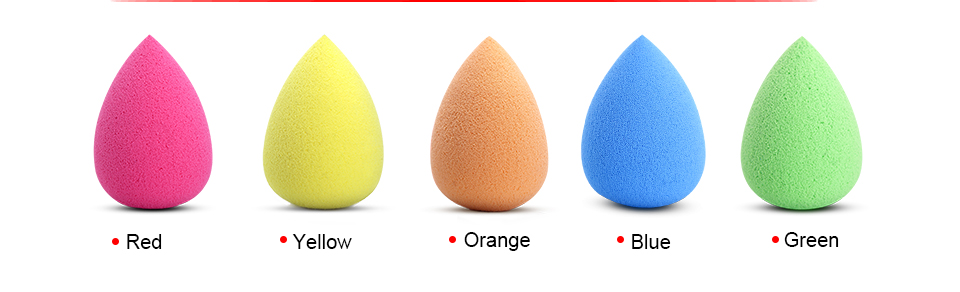 Cocute Makeup Foundation Sponge Makeup Tools 21