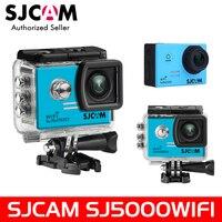 Оригинальный sj5000 WI FI SJCAM Действие Спорт Камера 30 м Водонепроницаемый Камера 1080 P шлем Подводные видеокамеры