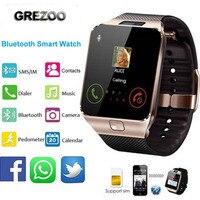 שעון חדש Bluetooth חכם שעון DZ09 Smartwatch אנדרואיד שיחת טלפון ה-SIM אזעקה חריץ TF מצלמה עבור iosPhone סמסונג HUAWEI XIAOMI
