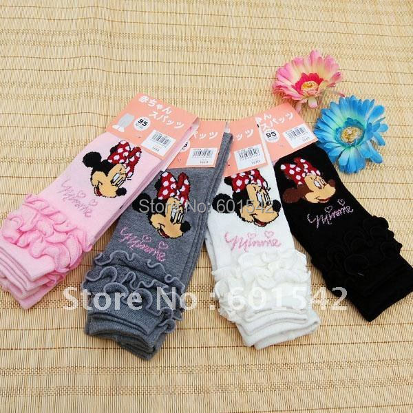 """""""Promotion """"Free ship-Autumn/winter girls'/children's /mickey Leggings 4colors( 2-6Years)"""