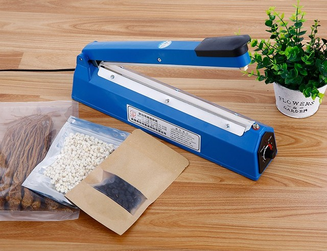 Food sealing machine can dry fresh frozen bakery packing sealer sealing bags appliances FA 300