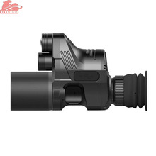 PARD NV007 200 m Aralığı Dijital Avcılık Gece Görüş Kapsam Tüfek Optik Kızılötesi Gece Görüş Tüfek Nişangah Kamera WIFI APP