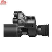PARD NV007 200 メートル範囲デジタル狩猟ナイトビジョンスコープライフル光学赤外線ナイトビジョンライフル銃照準カメラ無線 LAN APP