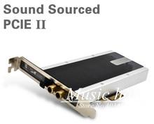 Music Hall Elfidelity Sonido de Origen AK4396 DAC Hifi 2.0 Canal tarjeta de Sonido Interna PCI-E Tarjetas Envío gratis