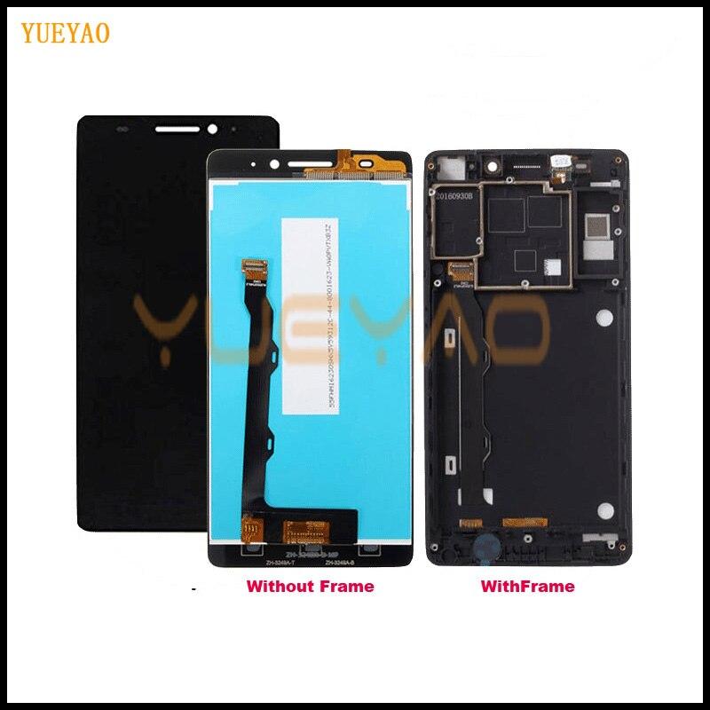 YUEYAO Für Lenovo K3 Note Lcd-bildschirm 100% Neue LCD Display + Touch Screen Ersatz Für Lenovo K3 Hinweis /K50-T Smartphone