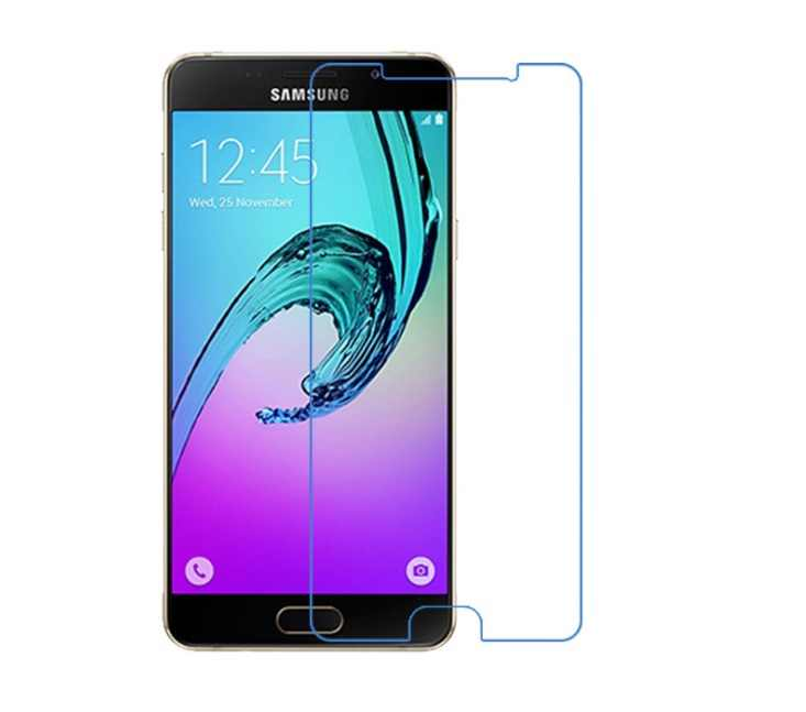 High Clear Premium Screen Protector  For Samsung Galaxy A5(2018) A5(2017) A5(2016) A5 Glossy PET Film Guard