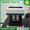 4 чашки кофе DIY Десерт/кофе принтер цифровая печатная машина чернила