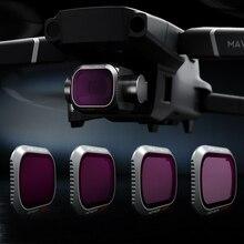 PGYTECH Mavic 2 Pro ND PL 4 stuks set ND 8 16 32 64 PL Filter Filter Kit Lens Filters voor DJI Mavic 2 Pro Professionele