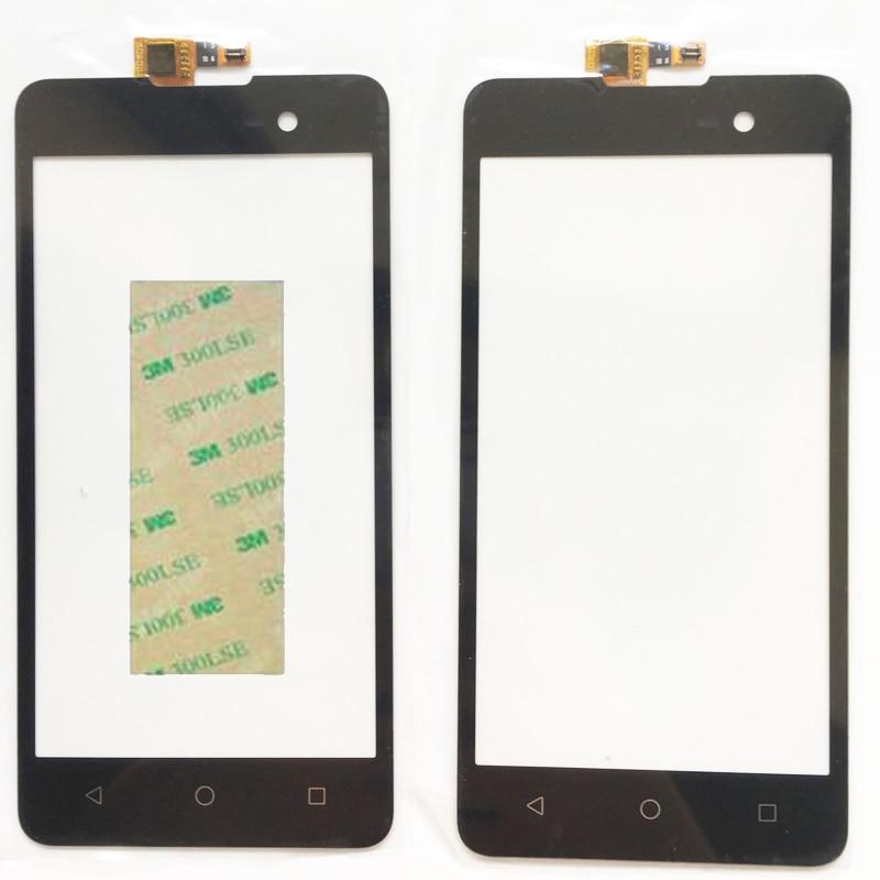 Phone Touch Screen For BQ BQS-5065 BQS 5065 Touch Sensor Panel Digitizer Glass Lens Touchscreen+3M tickers