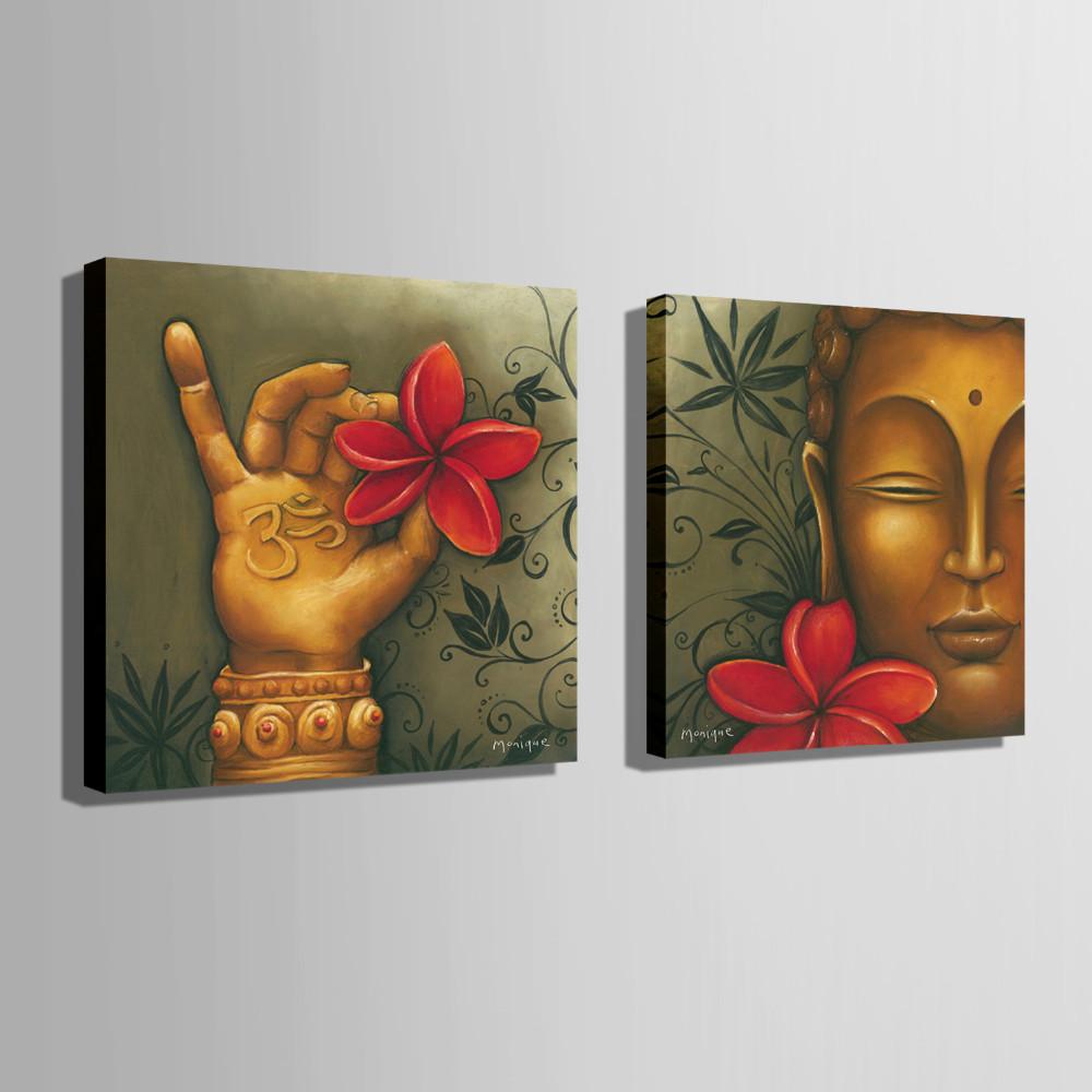 Buddha Flower-1