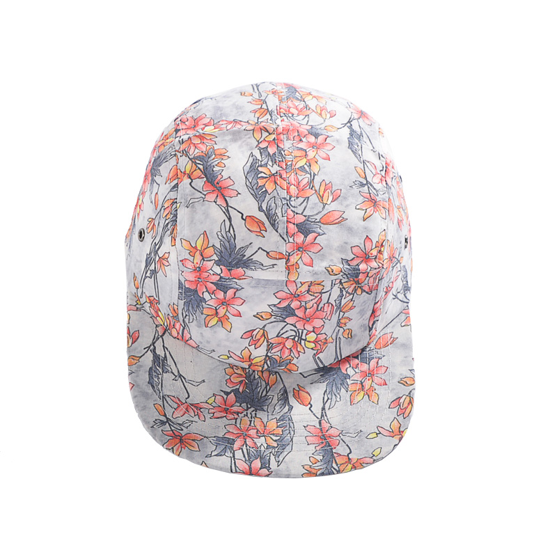 2017 new five 5 panel hat ball Baseball Cap for Women Men pineapple Pattern Print Snapback Hip Hop Hats Flat canopy casquette 2016 new new embroidered hold onto your friends casquette polos baseball cap strapback black white pink for men women cap