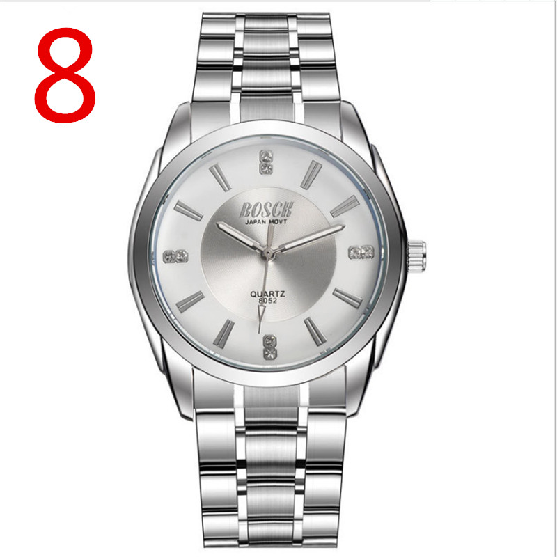 In 2018, new men quartz watch, high-quality outdoor sports men's wristwatch strap, fashion business watch, 7 1-3$46.01 цена