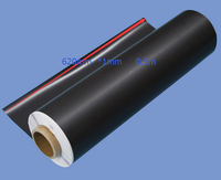 Rubber Soft Magnet 620mmx1mm Sheet Magnet 1mm Thickness Magnet 0 5M LONG Advertising Or Whiteboard Magnetic