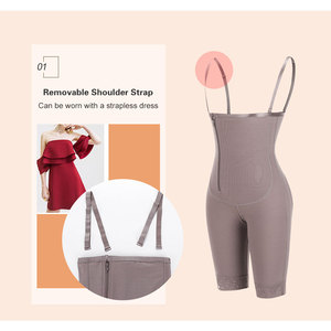 Image 2 - Lover Beauty Body Shaper Fajas Slimming Waist shaper Modeling Belt Thigh Reducer Tummy Control butt lifter Push Up Shapewear