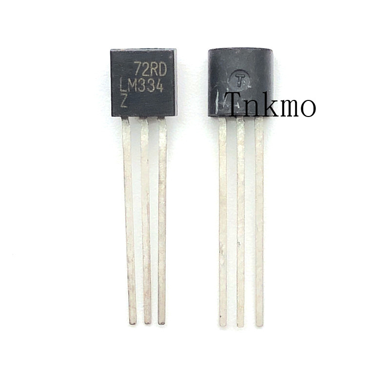 5PCS LM334Z TO-92 LM334 3-Terminal Adjustable Current Source new and original IC5PCS LM334Z TO-92 LM334 3-Terminal Adjustable Current Source new and original IC