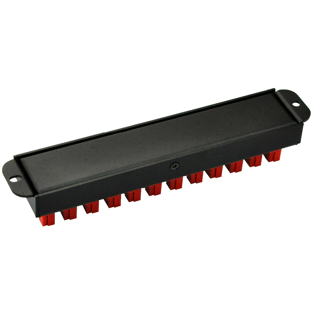 Chunzehui F-1012 12-Position 45A Power Pole Distribution Block Module, Connector Power Splitter Distributor Source Strip.