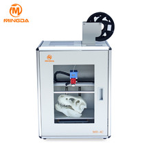 Máquina extrusora Impresora 3D Cama Calentada Aluminio Marco de Metal Impresora 3D Fdm Impresora 3D Industrial Profesional Proveedor de China