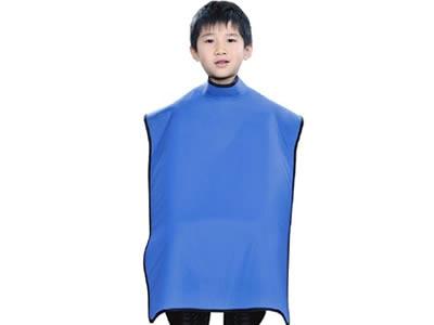 Children's 0.35mmpb X-ray Protective Dental Apron With Collar, X-ray Protective Clothing,children Apparel.