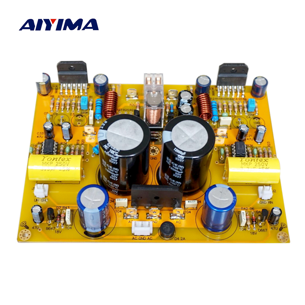 Buy 60w Audio Amplifier And Get Free Shipping On Class Ab Circuit With Tda7294