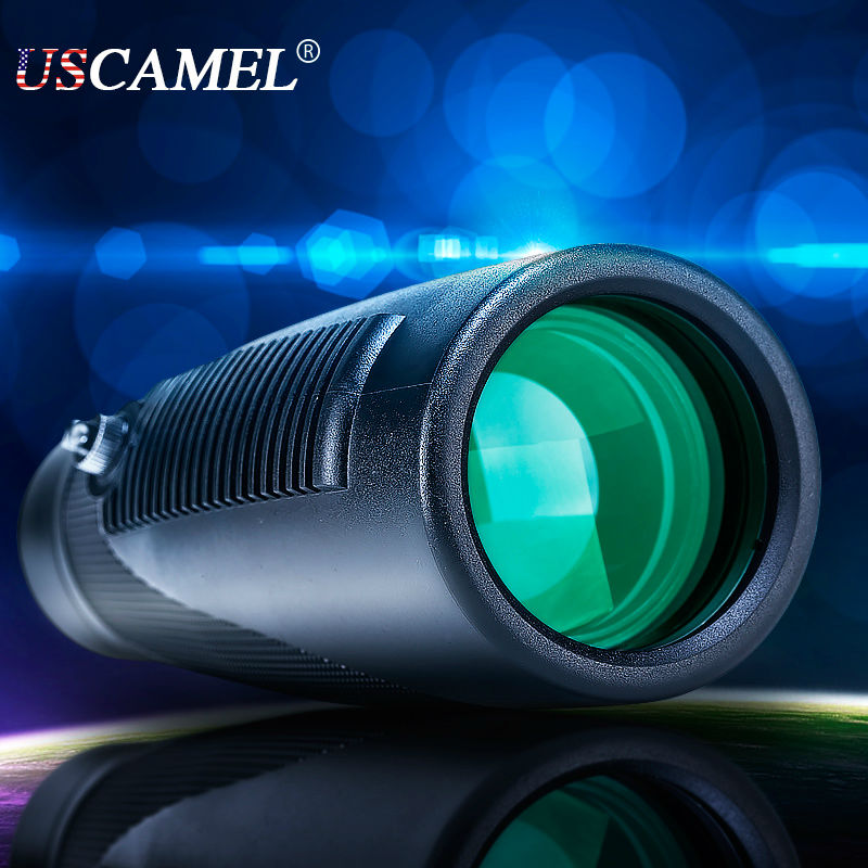 USCAMEL large-diameter monocular telescope High times the waterproof concert night vision than infrared telescope цена