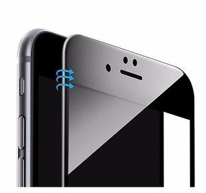 5PCS for iPhone 6 /7 Plus protective glass full cover 5D( New 4D ) tempered glass film for on iPhone7 Plus edge full cover scree