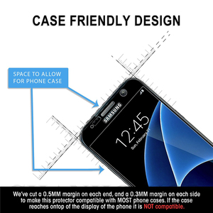 Image 4 - Tempered Glass For Samsung Galaxy J3 J5 J7 2017 2016 A3 A5 2017 on J5 J7 J2 Prime Screen Protector Case Full Cover Protective