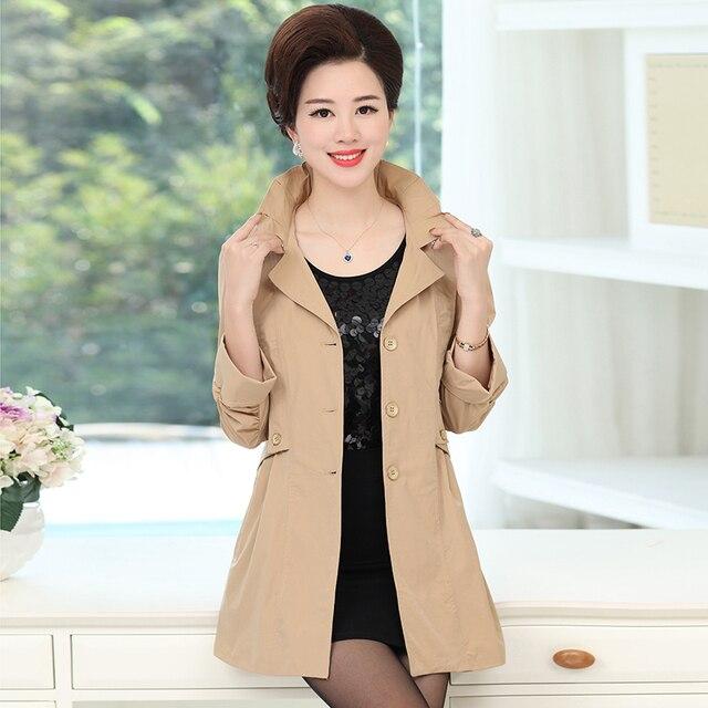 XL для 4XL тонкая талия сплошной цвет женщин пояса Траншею 2017 Моды Водолазку плюс размер дамы длинное пальто зима