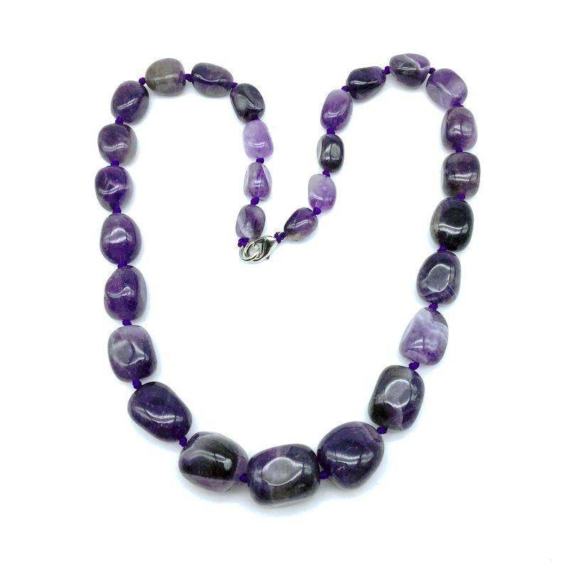 Prirodni kamen perle diplomirao choker ogrlica stranka nakit - Modni nakit - Foto 5