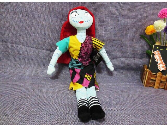 the nightmare before christmas plush toys sally plush doll the zombie plush 55cm - Nightmare Before Christmas Sally Doll